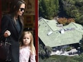 Angelina Jolie Shifts to Malibu Mansion With Children. See Pic