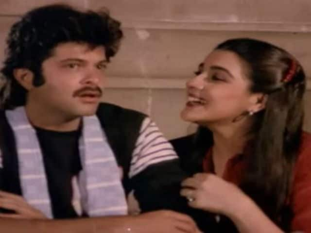 Anil Kapoor is 'Petrified' of Old Friend and Co-Star Amrita Singh
