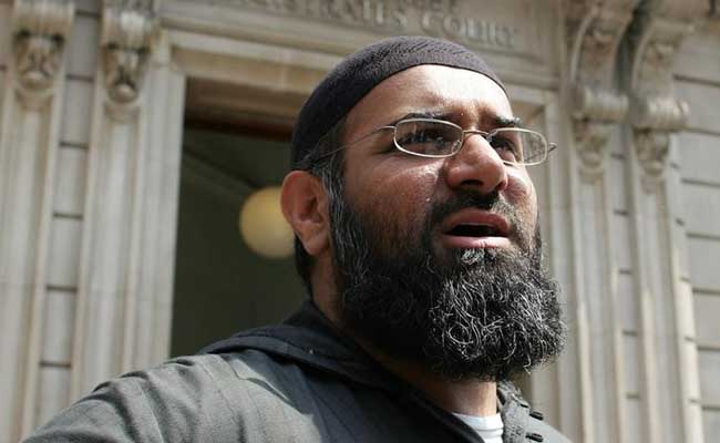 UK court sentences radical preacher Choudary to 5½ years