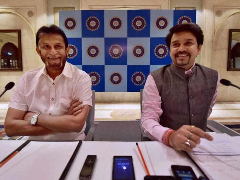 Anurag Thakur Slams Patil For Spilling Beans About Sachin Tendulkar