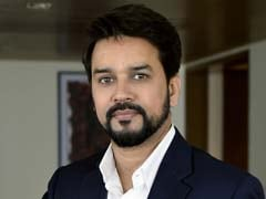 BJP Leader Anurag Thakur Condemns Shoe Attack On Rahul Gandhi