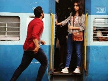 Arjun Kapoor Recreates DDLJ Train Scene With Half Girlfriend Shraddha