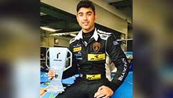 Armaan Ebrahim Secures Podium At 2016 Lamborghini Blancpain Super Trofeo In Fuji