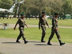 Uri Attack: Army Chief Dalbir Singh Reaches Srinagar