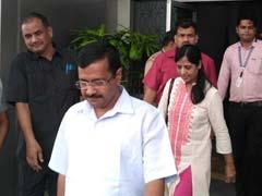 Arvind Kejriwal, Satyendar Jain Meet Najeeb Jung, Agree To Fight Chikungunya 'Together'
