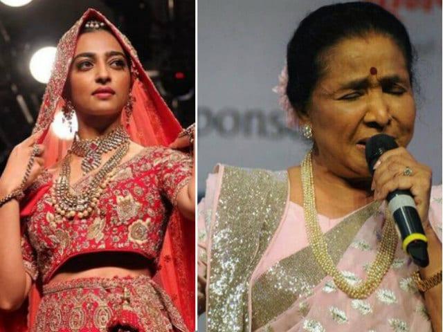 Radhika Apte Will Dance To Asha Bhosle's Songs in Birthday Tribute