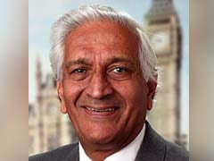 Indian-Origin Peer Wins 'Lifetime Achievement Award' In UK