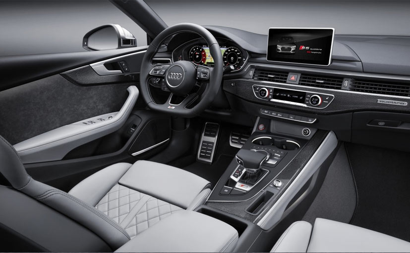 New-Gen Audi A5 And S5 Revealed; Will Make Public Debut At the 2016 ...
