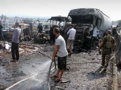 At least 43 Killed In String Of Bomb Blasts Across Syria