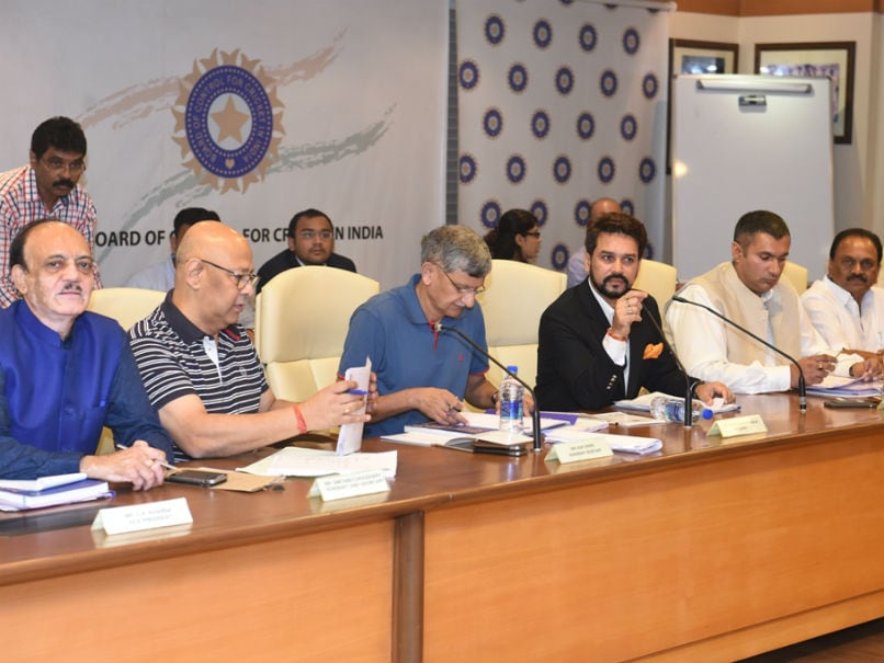 BCCI SGM on Adoption of Lodha Committee Reforms Adjourned