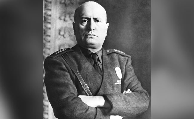 Benito Mussolini's Hidden Message To Future Unveiled