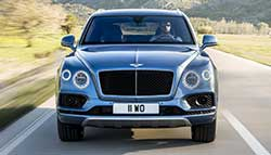 Bentley Introduces Bentayga Diesel - The World's Fastest And Most Powerful Luxury Diesel SUV