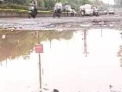 190 New Roads Develop Potholes In Bhopal, Civic Body Investigates