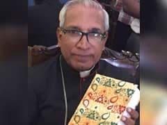 Mamata Banerjee Gifts Bible Bound In Baluchari Silk To Pope Francis
