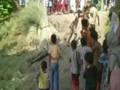 Bihar Police Drags Body Hundreds Of Metres With Rope Around Neck