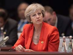 Kashmir A Matter For India, Pak To Sort Out: British PM Theresa May
