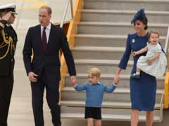 Kids In Tow, British Royals Prince William, Kate Visit Canada