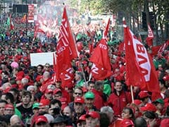 Tens Of Thousands Of Belgians Protest Reforms, Labor Law