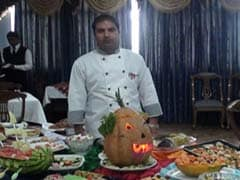 Kashmiri Chef Inspires Youth; Help Cope With Valley Unemployment