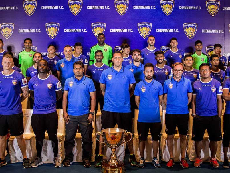 Chennaiyin FC Geared Up to Defend ISL Title, Says Marco Materazzi
