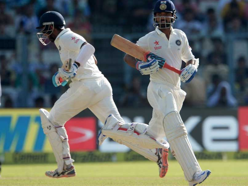 2nd Test: Cheteshwar Pujara, Ajinkya Rahane Fifties Rescue India on Day 1