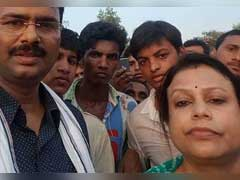 Congress Lawmaker Slammed After Clicking Selfie At Bihar Accident Scene