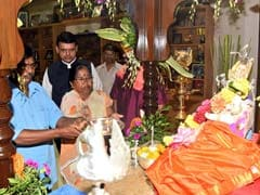 Couple, Shunned By Villagers, Perform Puja At Devendra Fadnavis' Home In Mumbai