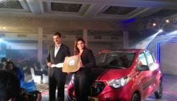 Datsun redi-GO Sport Limited Edition Launched In India; Priced At Rs. 3.49 Lakh