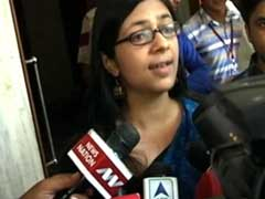 Delhi Women's Panel Chief Swati Maliwal Accused Of Corruption, Case Filed