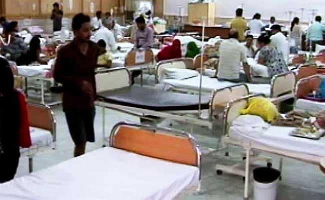Number of Dengue Deaths Rises To 21 in Delhi