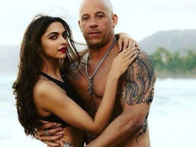 Deepika Padukone, Vin Diesel Score Perfect 10 in Desi Couture