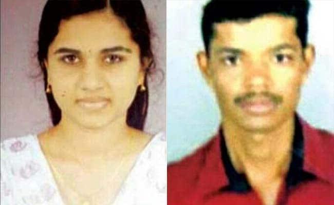 Spurned man hacks woman to death