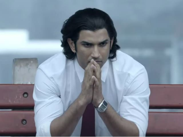 Sushant Was Selected For Dhoni Biopic in Just 20 Minutes