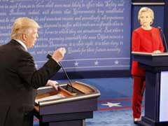 Hillary Clinton Boosted By Debate As US Presidential Candidates Rally Support
