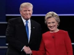 Hillary vs Trump: Rate The US Presidential Debate Here