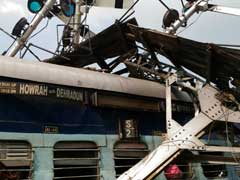 5 Coaches Of Doon Express Derail In UP, No Casualties