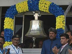 India vs New Zealand: Kapil Dev Rings Bell to Open India's 250th Home Test