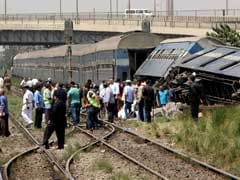 27 Dead In Egypt Bus, Train Accidents Before Holiday