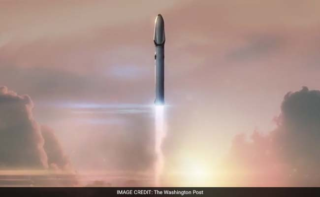 Elon Musk Offers Glimpse Of Plans To Deliver Humans To Mars