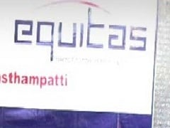 Equitas To Launch Small Finance Bank Operations From September 5