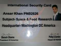 20-Year-Old Arrested With Fake NASA ID Signed By Barack Obama