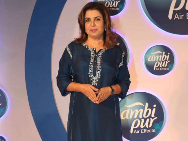 Farah Khan Says, My Work Ethic Comes From Southern Film Industry