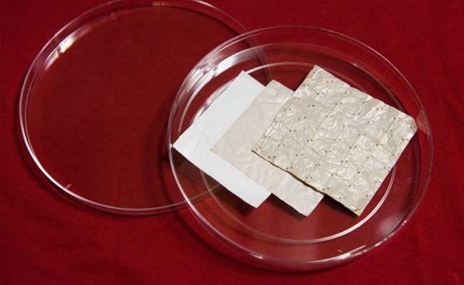 वैज्ञानिकों ने प्लास्टिक से बने किफायती रेशे का विकास किए जिससे बने कपड़े इंसान को रखेंगे कूल