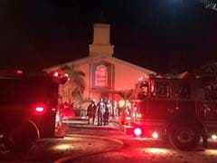 Mosque Where Florida Nightclub Shooter Worshiped Set On Fire