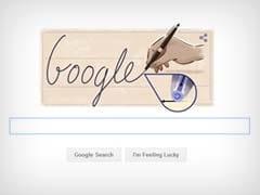 Google Celebrates the 117th Birthday of Ladislao Jose Biro With A Doodle