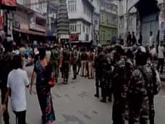 Over 100 Arrested After Clash During Shutdown In Darjeeling