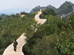 Great Wall Of China's 'Ugly' Repair Job Leaves People Fuming