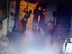 Caught On Camera: Gujarat Man Brutally Beaten To Death By Gang