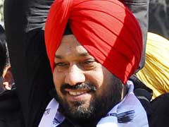 AAP's Punjab Leader Gurpreet Singh Ghuggi Resigns, Says 'Difficult To Continue'