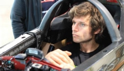 Guy Martin And Triumph Are All Set For The Land Speed Record Attempt